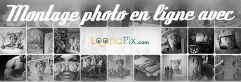 montage photo en ligne avec loonapix