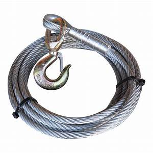 1  2 U0026quot  Winch Cable