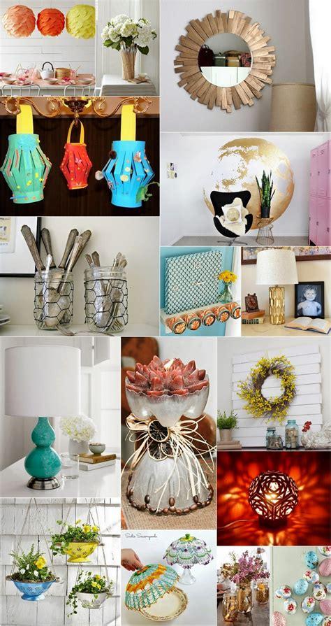 Diy Home Decor Crafts by Diy Home Decor Crafts Ideas Dearlinks Ideas