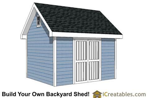 Wood Shed Plans Pdf