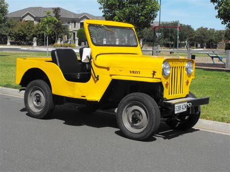 kaiser willys jeep kaiser willys jeep of the week 158