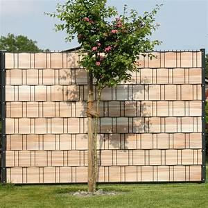 Sichtschutz Zum Einflechten : pvc sichtschutzstreifen woodline hart kunststoff hellbraun sichtschutz ~ Markanthonyermac.com Haus und Dekorationen