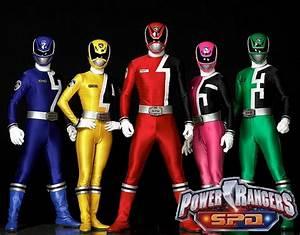 List Of Power Rangers Spd Episodes