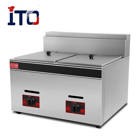 table top deep fryer ci 72 selling table top automatic commercial gas deep