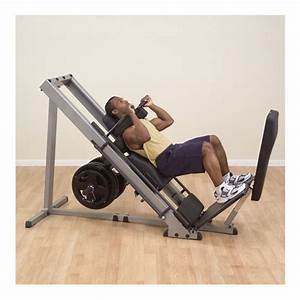 Body Solid Glph1100 Leg Press Hack Squat Machine