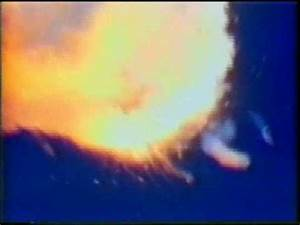 Space Shuttle Challenger Explodes - YouTube