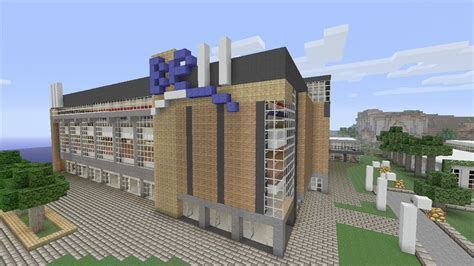 centre bell dans minecraft xbox  youtube