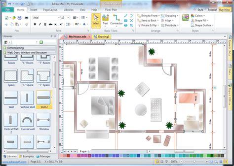 blueprint software edraw