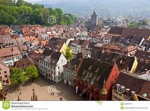 Markt De Freiburg Breisgau : bird eye view of buildings in freiburg im breisgau germany stock images image 34282414 ~ Orissabook.com Haus und Dekorationen