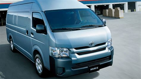 Toyota Hiace 2019 by 2019 Toyota Hiace Mpv Unveiled In Philippines With 17