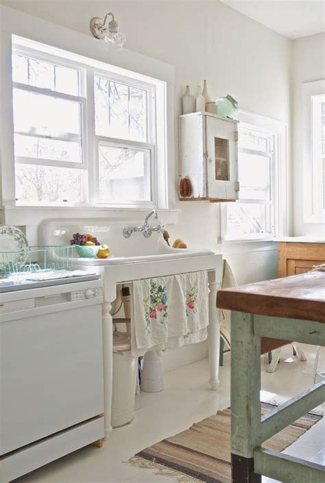 Country French Kitchens Decorating Idea - 32 sweet shabby chic kitchen decor ideas to try shelterness