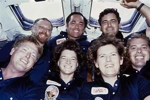 NASA Sally Ride Crew - Pics about space