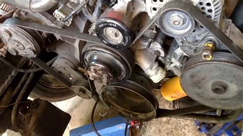 como instalar la banda motor 3 8