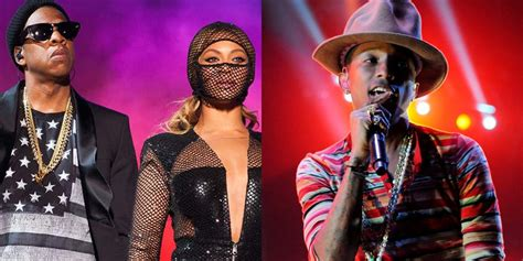 Beyoncé, Jay-z, Pharrell, & More To Headline The Free