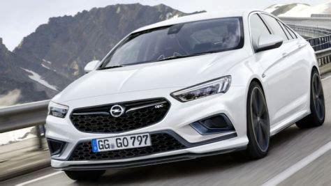 Opel Dtm 2020 by Opel Insignia Opc Autobild De