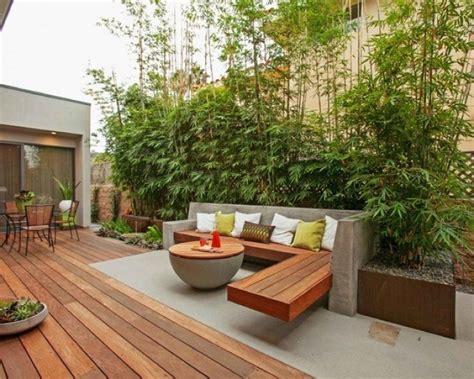 Terrassengestaltung Mit Holzterrassengestaltung Garten