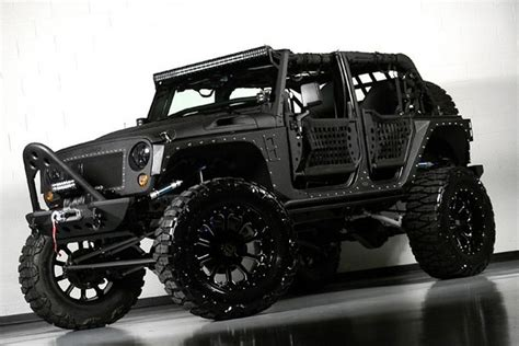 starwood motors jeep full metal jacket jeep wrangler full metal jacket by starwood motors
