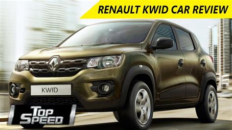 renault kwid car review top speed wheelspin youtube