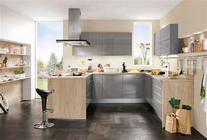stunning deco maison cuisine ouverte pictures design With decoration maison cuisine americaine