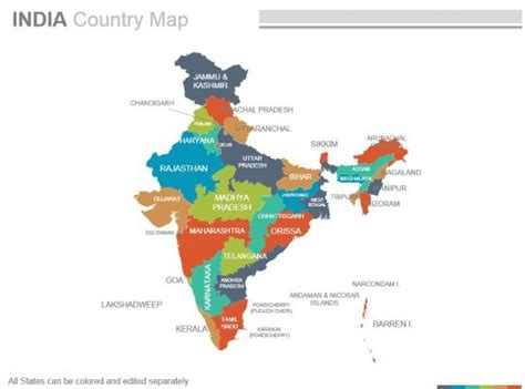india country powerpoint maps powerpoint