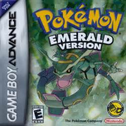 pokemon emerald gba review