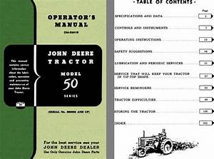 Regress Press -john Deere
