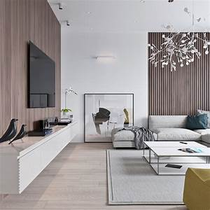 3, Light, Interiors, With, Creative, Pops, Of, Color
