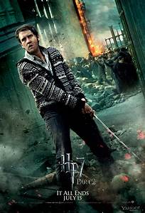 HARRY POTTER AND THE DEATHLY HALLOWS – PART 2 Character ...