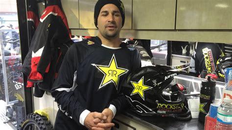 ivan tedesco invites   join airoh rockstar helmet