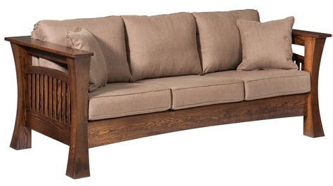 craftsman furniture sofa hardwood sofa hardwood sofa frontgate thesofa