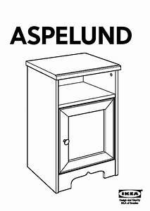 Table De Chevet Blanche Ikea : aspelund table de chevet blanc ikea france ikeapedia ~ Nature-et-papiers.com Idées de Décoration