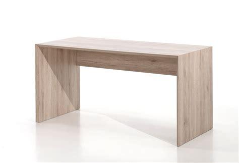Schreibtisch Emiel  Große Arbeitsplatte  Eiche San Remo