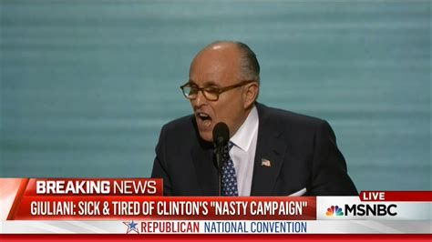 Rudy giuliani delivers remarks at 2020 rnc. Rudy Giuliani To RNC Convention: 'Are We Crazy?' | Crooks ...