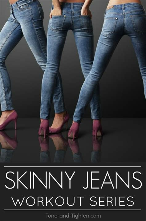 skinny jeans workout legs tone tighten butt hips workouts series leg right inbox beginner ebook subscribe loss weight guide