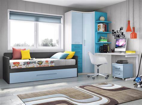 chambre ado gar n moderne chambre ado garcon avec armoire courbe pratique glicerio
