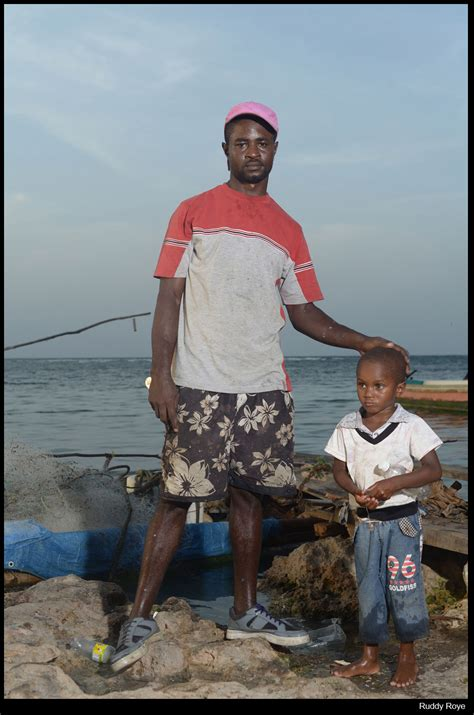Living On A Boat In Jamaica by Ruddy Roye From Jamaica The Hardest Time We Had