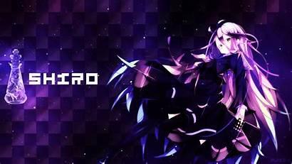 Shiro Desktop 1080p Background Wallpapers Anime Zero
