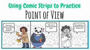 Using comic strips in math class