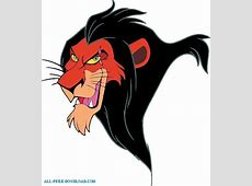 The Lion King Scar 5 Free vector in Encapsulated
