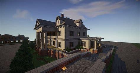 long island mansion minecraft map