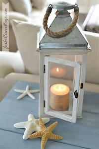 coastal chic painted furniture makeover fox hollow cottage With home goods painted furniture
