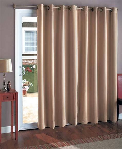 25 best ideas about patio door curtains on