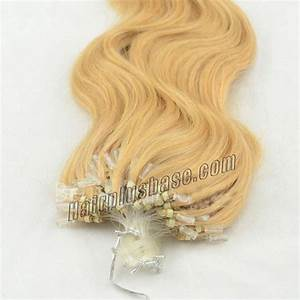 22 Inch Body Wave Hair Chart 22 Inch 27 613 Body Wave Unobvious Micro Loop Hair