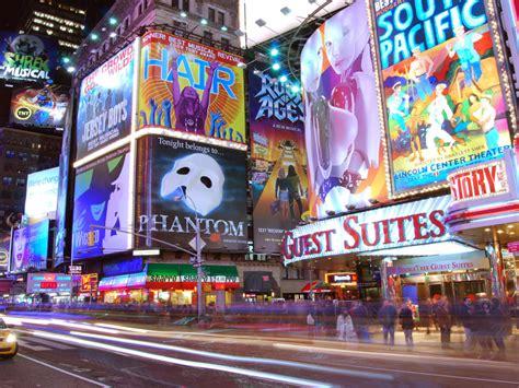 time square reborn new york time square