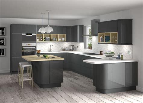 kitchen cabinet island design ideas white and grey kitchen designs brown laminate wooden floor