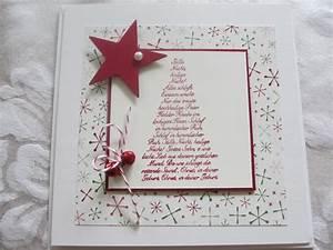 Weihnachtskarten Selber Basteln Anleitung : weihnachtskarten basteln anleitung weihnachtskarten selber basteln 30 ideen und anleitungen ~ Yasmunasinghe.com Haus und Dekorationen