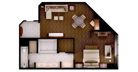 Mgm Grand Floor Plan by Elara Las Vegas Junior Suite Floor Plan Carpet Vidalondon