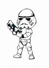 Stormtrooper Trooper Coloring Drawing Storm Helmet Clone Wars Printable Drawings Getcolorings Paintingvalley Colorin sketch template