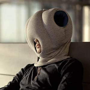 ostrich pillow by kawamura ganjavian With best pillow for sweaty head