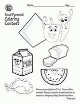 Pyramid Coloring Pages Preschoolers Canned Drawing Printable Popular Getdrawings Getcolorings sketch template